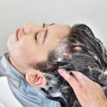[42%OFF!]カット+カラー+プチスキャルプクリームスパ+4Stepトリートメント☆カラー後もしっかりサラツヤ髪を実現♪ | hair lounge TRiP (ヘア ラウンジ トリップ) | 当日予約・直前予約 ポップコーン