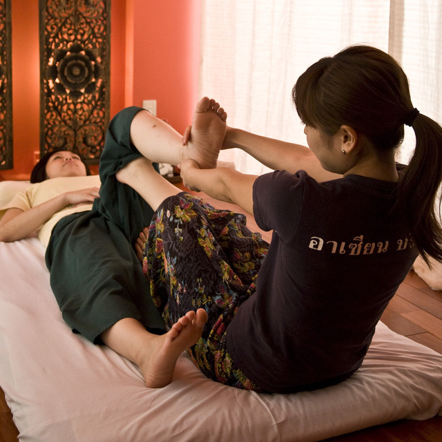 [60 minutes] Thai body massage course - pair reservation - please than call button | Asian Breeze Gakugeidaigaku shop | Last-minute booking service Popcorn