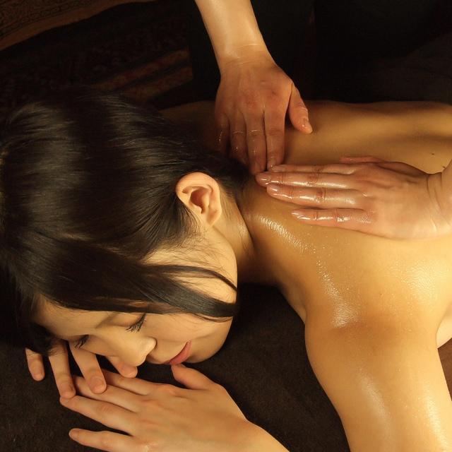 [平日16時迄限定]全身detoxリンパ!アロマトリートメント60分コース*日本人女性スタッフが施術* | Relaxation Salon Oasis(リラクゼーションサロンオアシス) | 当日予約・直前予約 ポップコーン