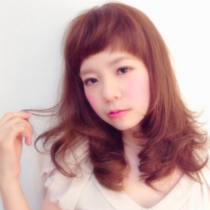 [Glossy UP ♪] Organic color + cut + Heaesute Tr | hair design te-et [Tet] | Last-minute booking service Popcorn