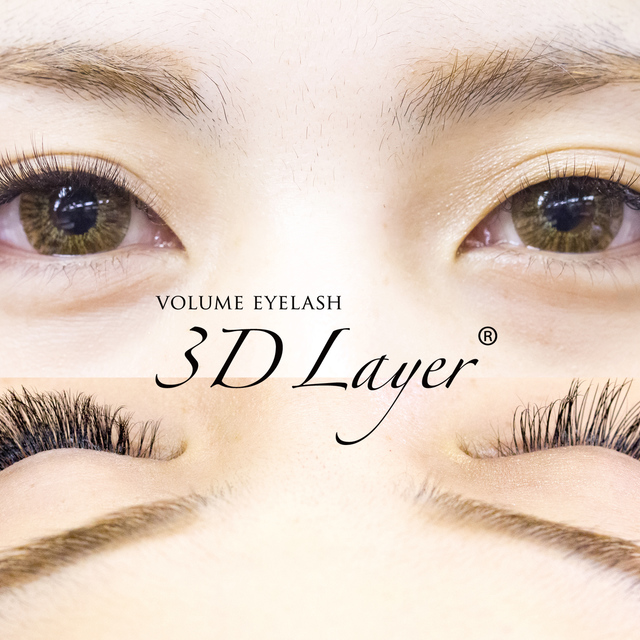 ☆ Popular ☆ Volume eyelashes ♪ 300 lines [Changeover included included] | BEAUTE (Beaute) Daikanyama | Last-minute booking service Popcorn