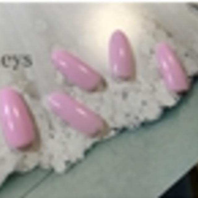 [初回/オフ無料]選べる☆ワンカラー・カラーグラデ・ラメグラデ♪やっぱりシンプル♡ | Nail salon Keys (キーズ) | 当日予約・直前予約 ポップコーン