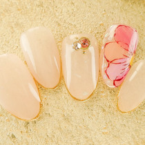 [New / off & Keakomi] hand * design nail * 6980 yen course | Nail salon iS (nail salon size) Ebisu * Operating weekdays until 22 pm | Last-minute booking service Popcorn
