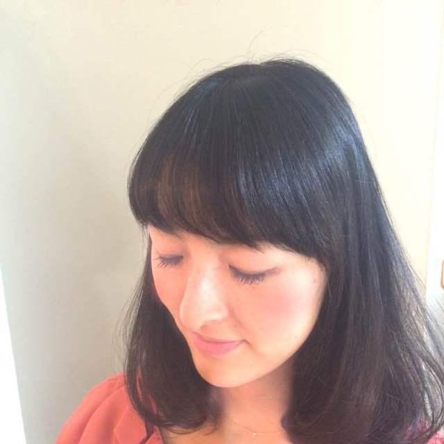 [Popcorn限定]ちょっとしたイメチェンに☆前髪カット | ヘアメイク専門店Looper (ルーパー) | 当日予約・直前予約 ポップコーン
