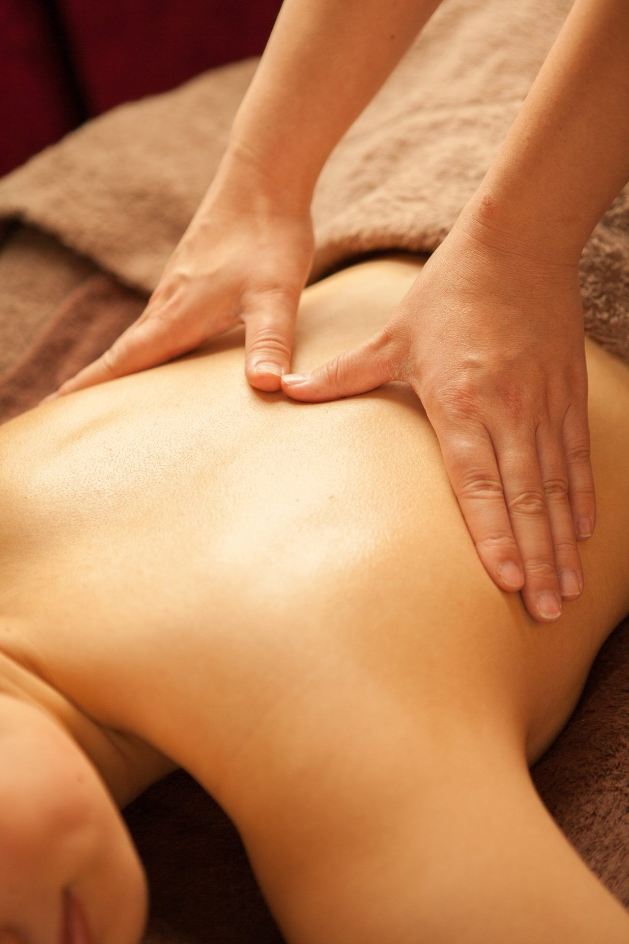 Now put !! [aroma oil massage very hard 50 minutes] ◎ female staff is practitioner ♪