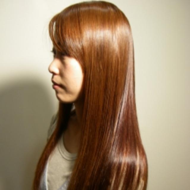 Cut + color + Hahoniko repair order treatment ♡ Harajuku Station 3-minute walk | Axcell Groove (accelerator guru - Vu) | Last-minute booking service Popcorn