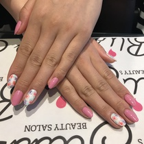 * First-off included * flat-rate hand gel ☆ design 40 different ♪ color change OK ♪ much in Puchipura attend ♡ | Bliss (Bliss) - Nail - ☆ ♪ also in the end your work ☆ in open until 24:00 | Last-minute booking service Popcorn