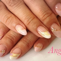 Numerous design other than a circle straight-line 5400 course ♡ photo [Review new off Free !! in] !! | Beauty Health Salon Ange (Ange) | Last-minute booking service Popcorn