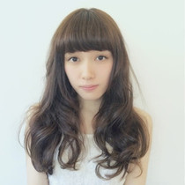 [New] suit to small face cut and digital perm | Hair Salon CELL (Hair Salon cell) | Last-minute booking service Popcorn