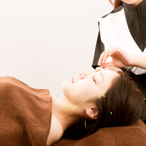 [Your new sama limited] beauty 鍼入 Gate course ※ 40 minutes --- This is the first of peace of mind of the plan towards --- | Ruri manipulative acupuncture (Acupuncture) | open until 23:00 | Last-minute booking service Popcorn