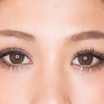 Volume rush Sable Extension eyes two eyes ~ 200 | R. Grace Omotesando branch | Last-minute booking service Popcorn