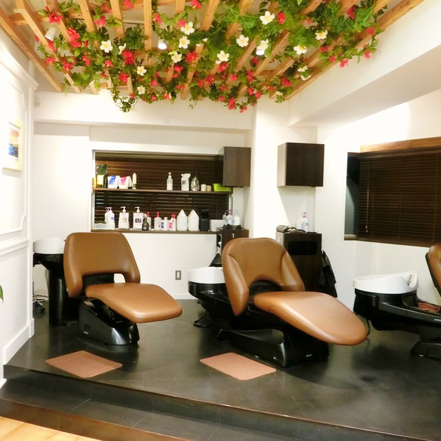 [Healing bliss MENU ★] Gokujun 3STEP treatments and of excellence Head Spa (60 minutes) | LOCO HAIR OHANA open until pm (Rocco Hair Ohana) ☆ 22 ☆ | Last-minute booking service Popcorn