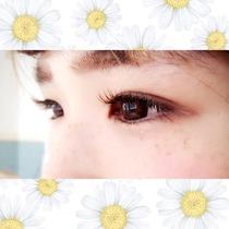 【全員】オフ込♡外国人風ブラウンまつエク120本までつけ放題 ---自然な目力をゲット♥--- | Cher eyelash (シエールアイラッシュ) | 当日予約・直前予約 ポップコーン