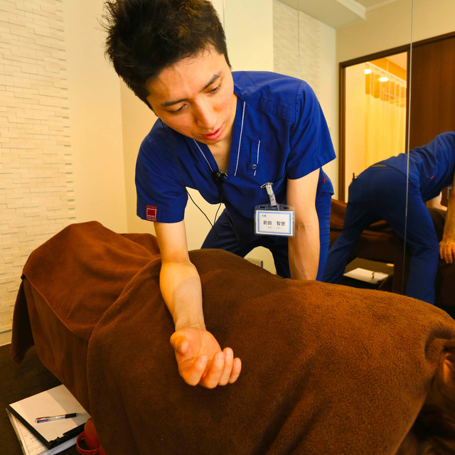 Pelvic correction course | Shibuya General Treatment Center | Last-minute booking service Popcorn
