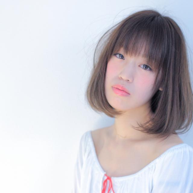 [新規]毎日のスタイリングがラクになる!前髪のパーマ<前髪カット付き> | Amoute(アムティ) | 当日予約・直前予約 ポップコーン