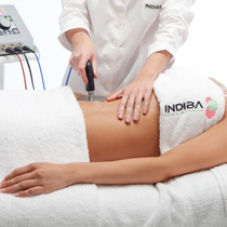 Indiva Standard Body 60 minutes Course | Waist Clear and Bust Up! | Aobadai Esthetic Spa Lourdes | Last-minute booking service Popcorn