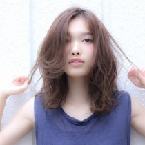 [New] the most popular suit to small face cut one-make color 3step treatment ♪ | hair design anello [hair design Anero] | Last-minute booking service Popcorn