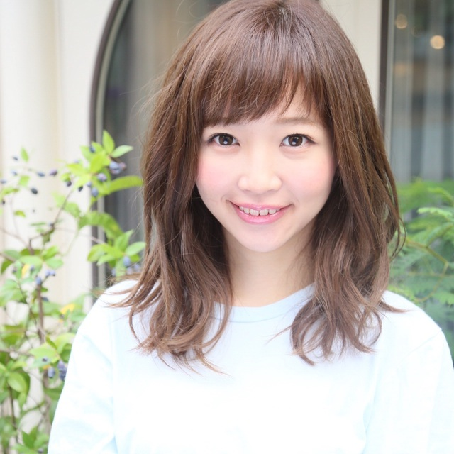To [Limited] color + cut + Tokio2step Treatment * ·. Hair a sense of transparency, *, | ROENA (Roena) Meiji Jingumae Harajuku 2-minute walk | Last-minute booking service Popcorn