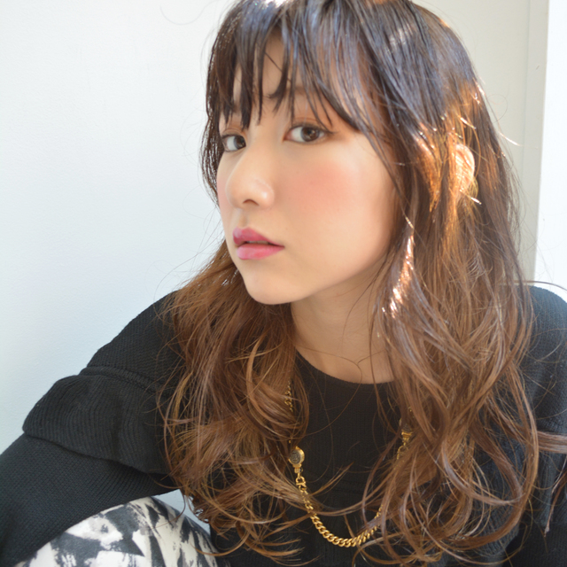 Helena cut + foreign-style color or damage less perm | Helena Tokyo (Helena Tokyo) | Last-minute booking service Popcorn