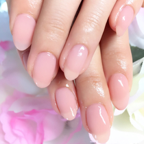 Hand ☆ one color | Clover nail | Last-minute booking service Popcorn