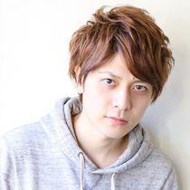 - Men's Cut - | NOLUE (Norue) Aoyama Omotesando Gaienmae | Last-minute booking service Popcorn