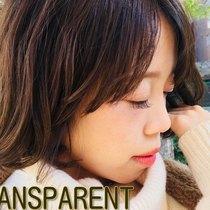 ♪ Popular 3D (300) is \ 6980 * off free ☆ | TRANSPARENT (Transparent) | Last-minute booking service Popcorn