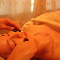 Hot Stone ☆ Facial & Body | Relaxation Salon Anima (Anima) | Last-minute booking service Popcorn