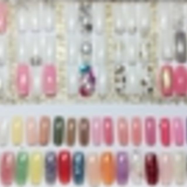 [全員/オフなし]定額ジェル☆ワンカラー♪カラー・デザインのバリエーション豊富!! | plage nail (プレージネイル) | 当日予約・直前予約 ポップコーン