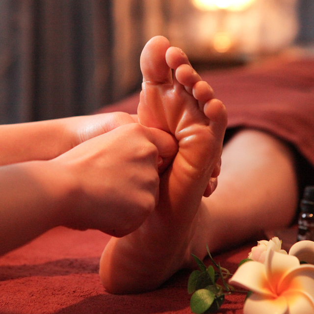 [Swelling of the foot sweep! 30 minutes of foot sole course | Relaxation massage Hoshishu (Shima Hoshino) | Last-minute booking service Popcorn