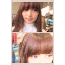 Bangs cut + Choice Heddosupa | L: der's by u-realm (Elders by Yurerumu) | Last-minute booking service Popcorn