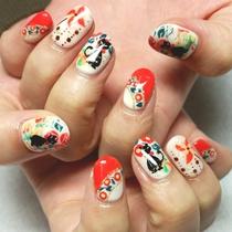 [再来・オフ込み]HANDやり放題 | Nail Salon Elegante(ネイル サロン エレガンテ) | 当日予約・直前予約 ポップコーン