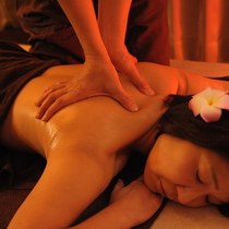 Aroma oil massage | Vayu | Last-minute booking service Popcorn