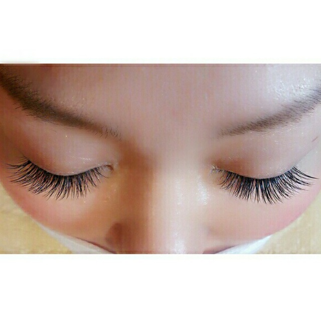 New-off included] Platinum Silk 60 minutes wearing all-you-can (above) | Ophthalmology alliance Eyelash extensions shop eyelash Resort kahala Shinjuku | Last-minute booking service Popcorn