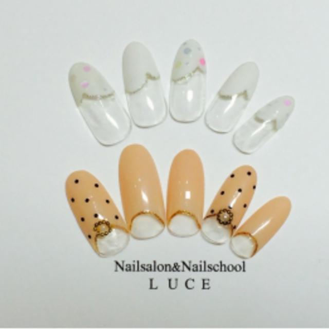 [オフ無]ハンドやり放題 60分 | JNA認定★nailsalon&schol   LUCE(ルーチェ) 新小岩店 | 当日予約・直前予約 ポップコーン