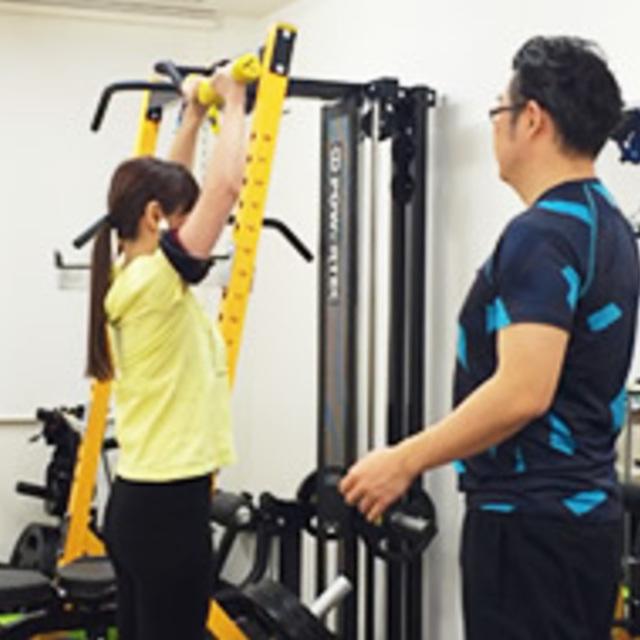 加圧トレーニング体験レッスン