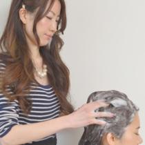 Cut, Head Spa DOO Re-Ment | I'll b hair (eye ruby hair) | Last-minute booking service Popcorn