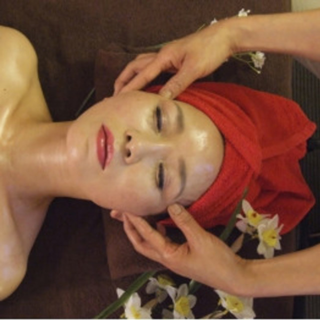 Small face Korugi 40 minutes + upper body or legs or bust up or constriction 30 minutes | Korean fir relaxation Seibu Shinjuku | Last-minute booking service Popcorn