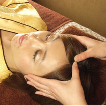 """3D small face correction + head + aroma 