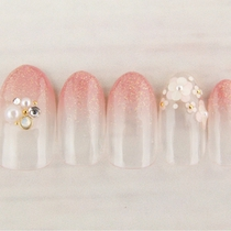 [Limited soft gel off included] design Gel Nail 5480 yen course | Lucieo (Rusheo) Nail | Last-minute booking service Popcorn