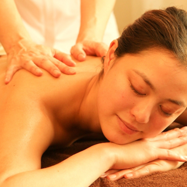 [Woman limitation] fatigue recovery and detox body treatment 90 minutes Course | Ginza refreshing manipulative salon | Last-minute booking service Popcorn