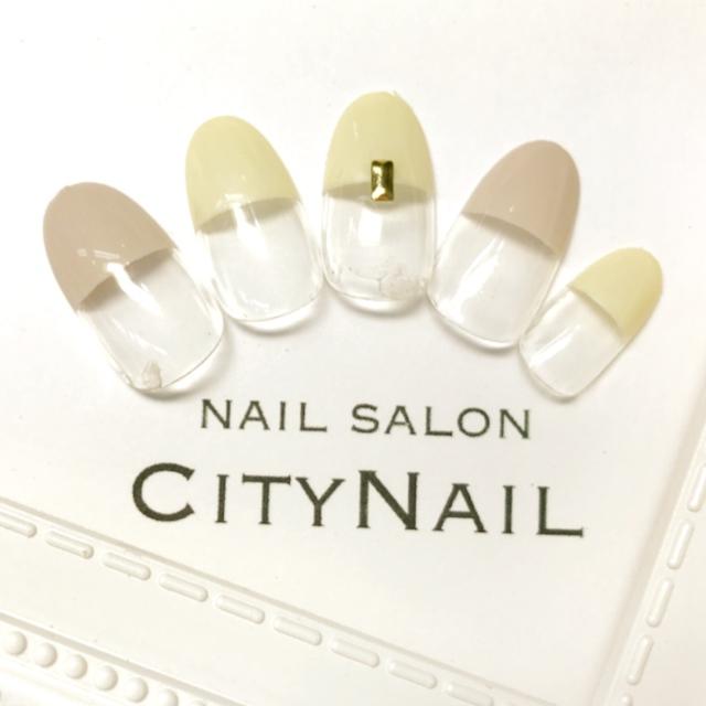 [オフなし]15種類から選べる*何度でも♪定額¥3980 | City Nail(シティネイル) | 当日予約・直前予約 ポップコーン