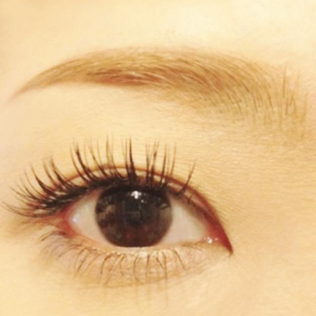 眉も綺麗に♪ アイブロウトリートメント | Eyelash salon Lea(レア) | 当日予約・直前予約 ポップコーン