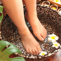 Best foot care 30 minutes course ☆ foot bath × foot massage | M roots | Last-minute booking service Popcorn
