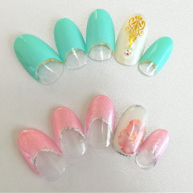 [Prime / off write] A course ♪ which can be chosen from the 180 or more colors and 35 types of design | Nail Salon kuku (Kuku) | Last-minute booking service Popcorn