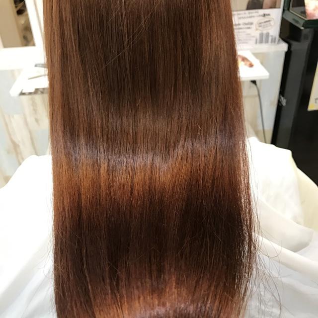 新世代矯正+カット | 髪質改善サロン T-ties (ティータイズ) | 当日予約・直前予約 ポップコーン