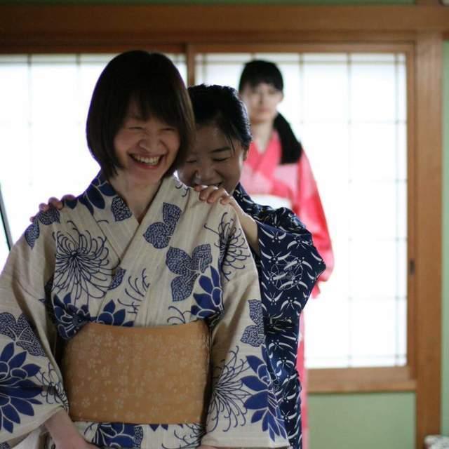 大人の日本舞踊体験