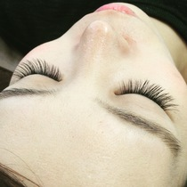 [Initial release] Sable Eyelash Extension ♡ 150 | Howl Products Area * kiyuw eyelash | Last-minute booking service Popcorn
