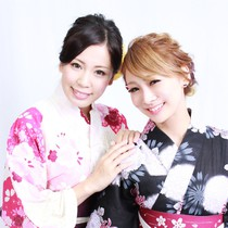 Before going out, fireworks ☆ yukata dressing ♪♪ | Roue five (Lou Five) | Last-minute booking service Popcorn