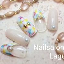 [新規・オフ込]54種類から選べる定額ネイル | Nail&Relax Laguna (ネイル&リラックス ラグーナ)-Nail- | 当日予約・直前予約 ポップコーン