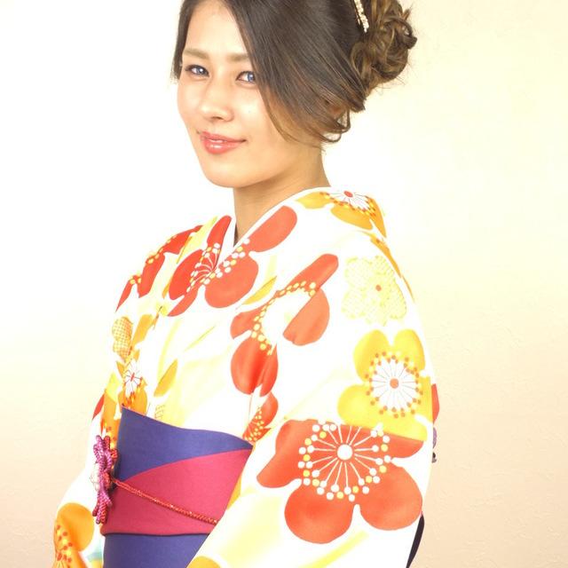 ☆着物レンタル着付け4320円~ Kimono rental and dressinng  着物祖賃乃着装